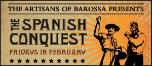 The Spanish Conquest header