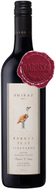 The Turkey Flat Shiraz has been awarded the Barossa Trust Mark in 2015